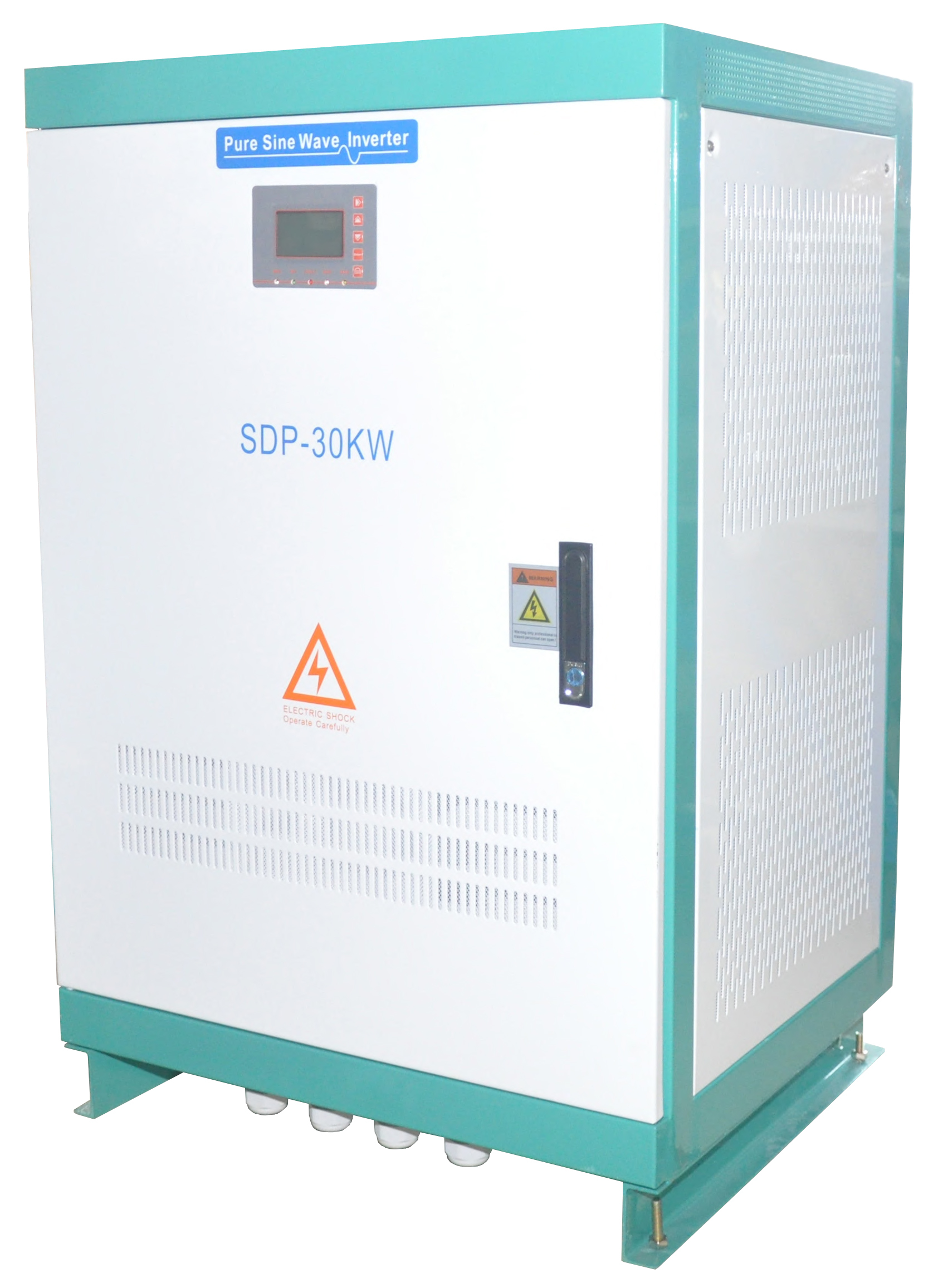 Hybrid Solar Inverter with AC Bypass Input