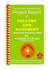 Poultry and Hatchery establishment Project Report eBook
