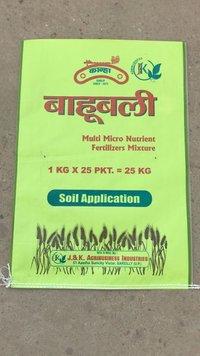 BOPP Laminated Pesticides Bag