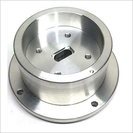 CNC Machined Precision Parts