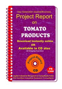 Tomato Products manufacturing Project Report eBook