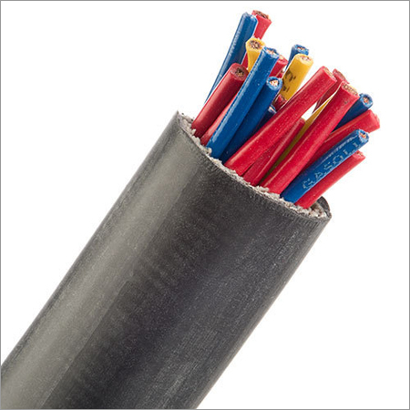 Silicone Fiberglass Braided Cables