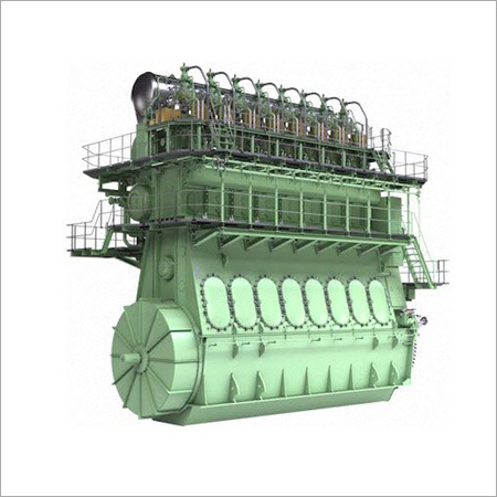 Ship Main Engine