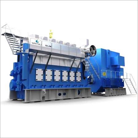 Diesel engine and spares