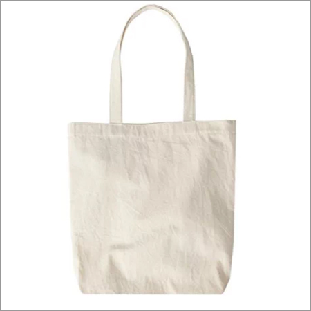 Plain Organic Cotton Bag
