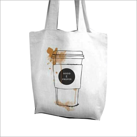 Canvas Bag with Print
