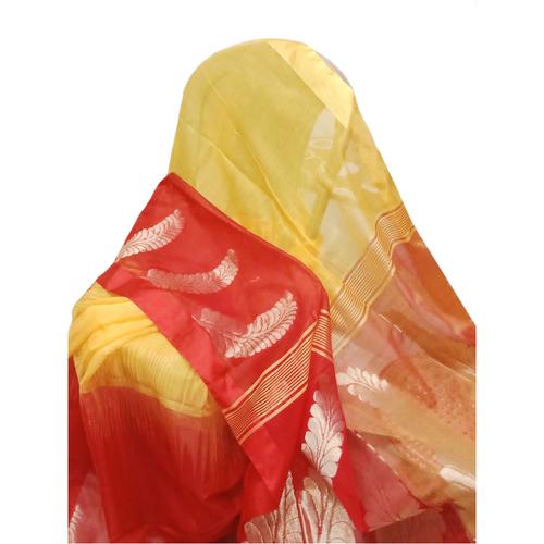 Handloom Half Design Saree