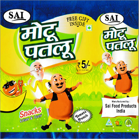 Motu Patlu Snacks