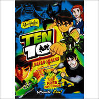 Ben Ten Papad Snacks