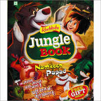Jungle Book Namkeen Papad