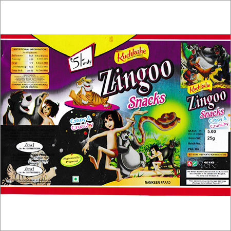 Zingoo Snacks