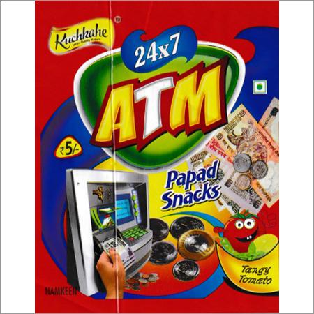 ATM Papad Snacks