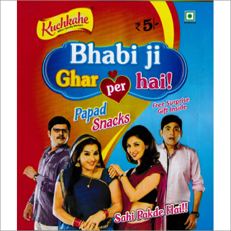 Bhabi Ji Papad Snacks