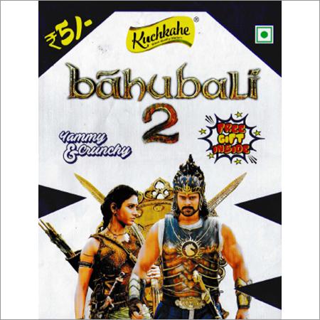 Bahubali 2 Snacks