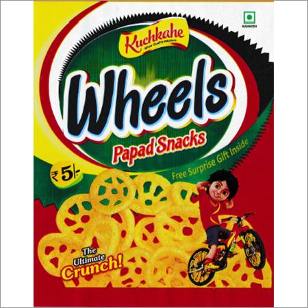 Wheels Papad Snacks