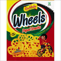 Wheels Papad Snacks