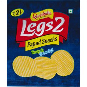 Legs 2 Papad Snacks
