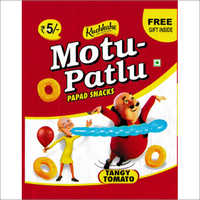 Motu Patlu Papad Snacks