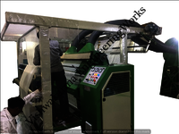 Shearing Butta Cutting Machine