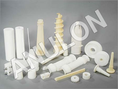 Nylon Machined Component