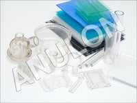 Polycarbonate Fabricated Components
