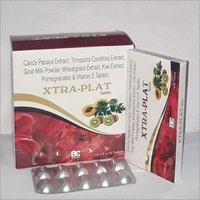 Xtra-Plat Tablets