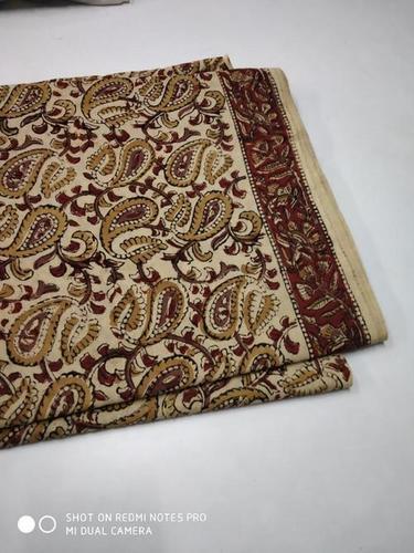 Kalamkari hand Block Print fabric