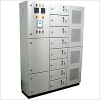 Electrical Power Factor Control Panel