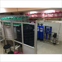 Non ISI Mineral Water Plant