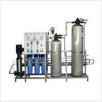 Water Purifier Plant