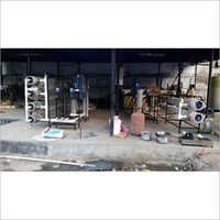10000LPH TO 12000 LPH Reverse Osmosis Water Treatment Plant