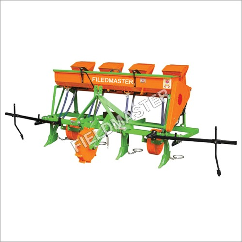 Multi Crop Row Planter