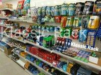 Super Market End Rack