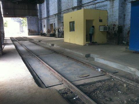 STATIC ELECTRONIC RAIL WB