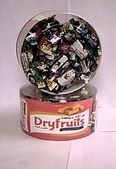 DRY FRUIT ROUND BOX