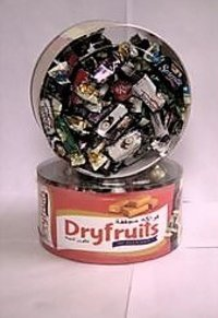 DRY FRUIT ROUND BOX