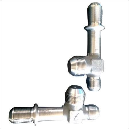 Industrial Titanium Elbow
