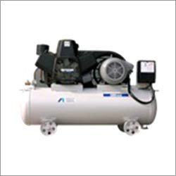 Lubricated & Oil Free Air Compressors