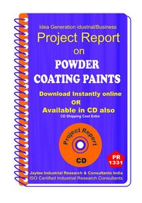 Powder Coating Paints manufacturing Project Report eBook