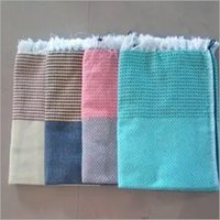 Printed Bath Towel