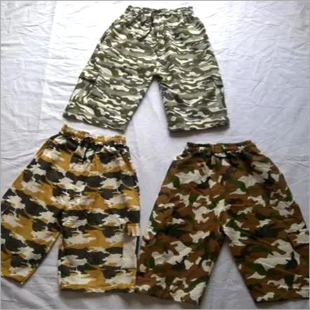 Camouflage Shorts