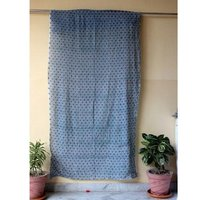 Jaipuri Block Printed Cotton Curtains