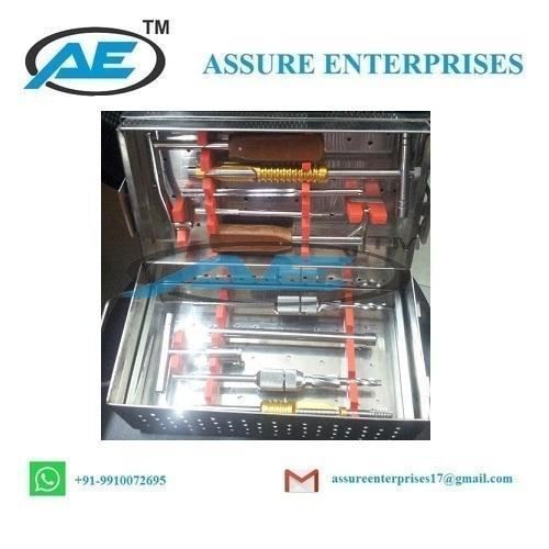 Assure Enterprises Orthopedic Surgery Instrument Kit