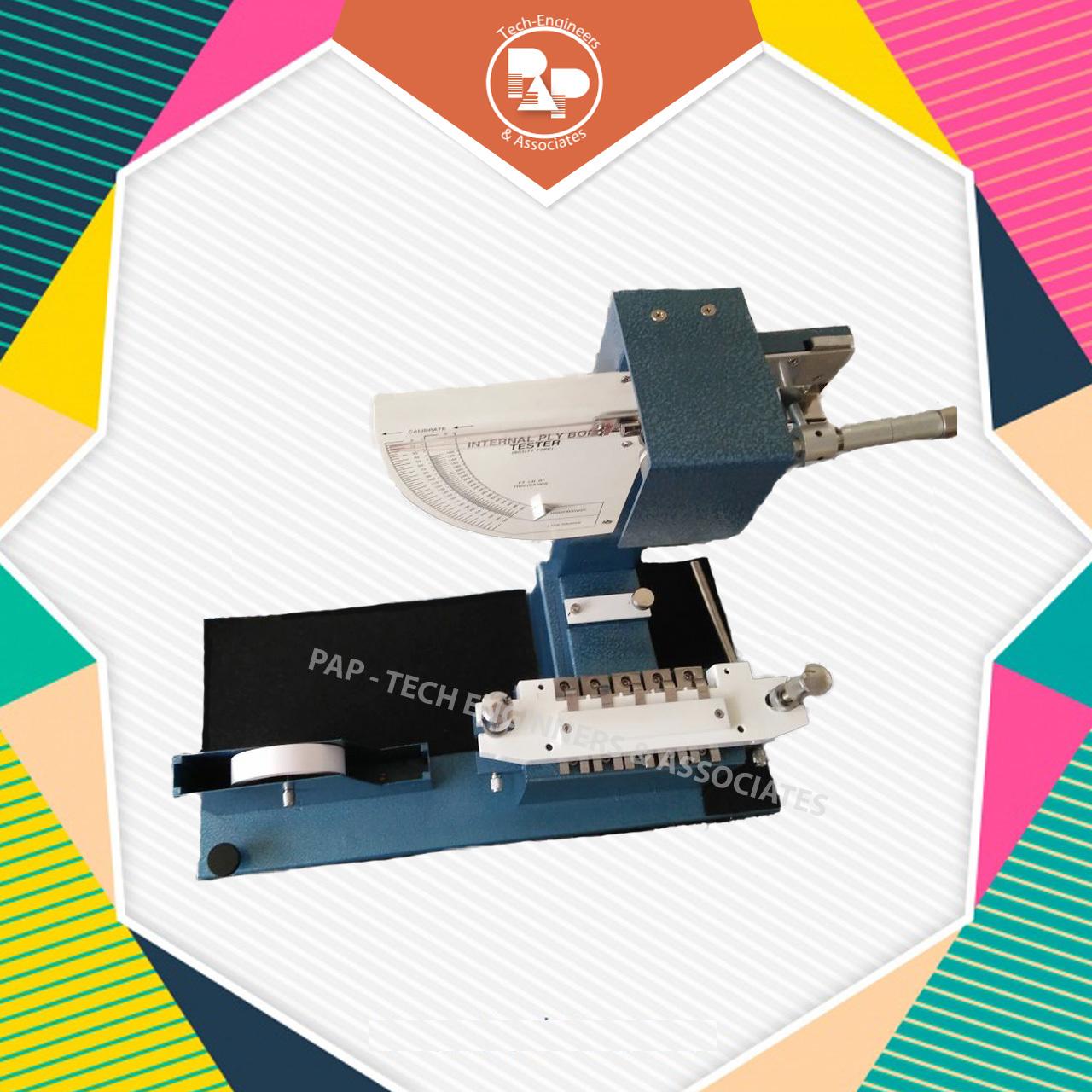 Internal Ply Bond Tester (Analog Model)