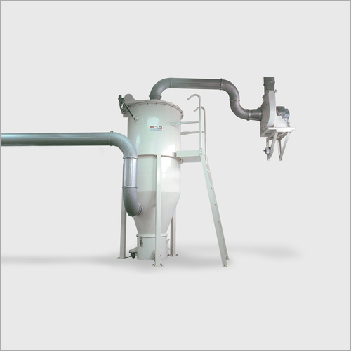 Filter Bag Dust Collection System