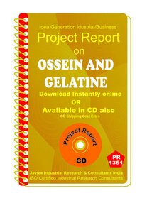 Ossein and Gelatine manufacturing Project Report eBook