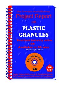 Plastic Granules manufacturing Project Report eBook