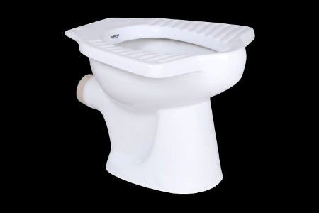 Anglo Indian Water Closet P Trap
