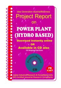 Power Plant (Hydro Based) establishment Project Report eBook