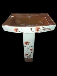 Fancy Pedestal Wash Basin